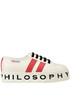 Eco-leather sneakers Superga X Philosophy