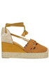 Cerezo wedge espadrillas Castaner