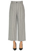 Pince of Wales print trousers Bellerose