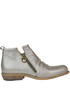 Metallic effect leather ankle boots Fiorentini+Baker