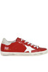 Superstar patent-leather sneakers Golden Goose Deluxe Brand
