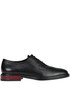 Leather lace-up shoes Alberto Gozzi