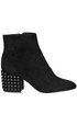 Suede ankle-boots Kendall+Kylie