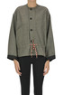 Cropped wool-blend jacket Bellerose