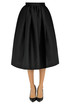 Textured fabric wide skirt MSGM