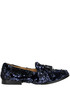Squined velvet loafers G Di G