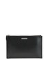 Leather tablet holder Saint Laurent
