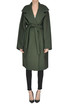 Oversize wool-blend cloth coat N.21