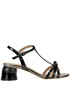 Patent-leather sandals Marc Ellis