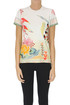Printed cotton t-shirt Etro
