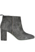Suede ankle boots Paola D'Arcano