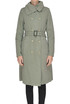 Padded trench coat Aspesi