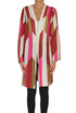 Optical print knit cardigan M Missoni