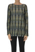 Textured knit pullover M Missoni