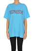 Wednesday embellished t-shirt Alberta Ferretti