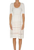 Textured knit dress Paule Ka