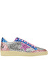Ball Star glittered sneakers Golden Goose Deluxe Brand
