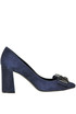 Suede pumps Helia