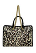 Animal print eco-fur bag ViaMailBag
