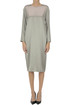 Silk tunic dress 'S  Max Mara