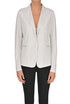 Piquet cotton blazer Fabiana Filippi