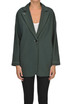 Oversized cotton blazer MM6 by Maison Martin Margiela