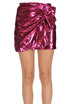 Sequined mini skirt Pinko