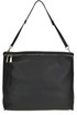 Grainy leather bag Jil Sander