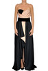 Jumpsuit with detachable skirt Elisabetta Franchi