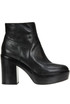 Dakota leather ankle-boots Ash