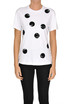 Sequined polka dots t-shirt MSGM