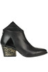 Side cut-out ankle-boots Metisse
