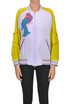 Embroidered velvet bomber jacket Tsumori Chisato