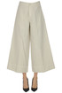 Wide leg cropped trousers Labo.Art