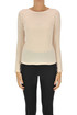 Rounded neckline pullover Max Mara