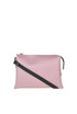 Textured rubber shoulder bag GUM Gianni Chiarini