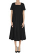 Cotton midi dress Comme des Garcons