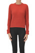 Ribbed cashmere knit pullover  Alyki