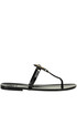 Rubber flip flop Tory Burch