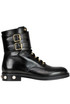 Big Bang combat boots Pinko