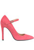 Suede Mary Jane pumps Pinko