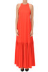 Silk long dress Tibi