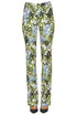 'Allievo' flower print trousers Pinko