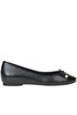Gia leather ballerinas Michael Michael Kors