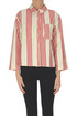 cropped striped shirt Bellerose