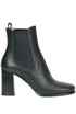 Leather ankle-boots Carshoe