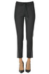 Wool skinny trousers D.Exterior