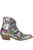 Young sequined texan boots Golden Goose Deluxe Brand