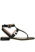 Leather sandals Alberto Gozzi