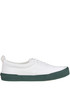 'Lace up' canvas sneakers Céline